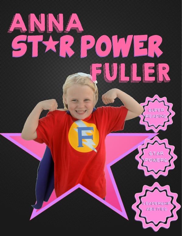 Anna Star Power